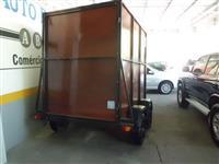 Carretinha para transporte de cavalos