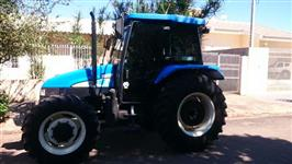 Trator Ford/New Holland TL 75 E 4x4 ano 12