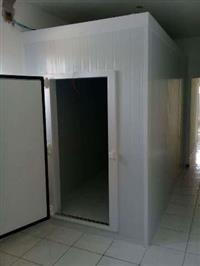 Mini Câmaras Frigoríficas | Para Gelo | 1,30 x 1,30 x 2,40