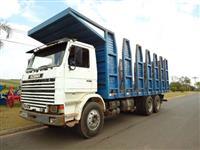 Caminhão Scania G 380 ano 98