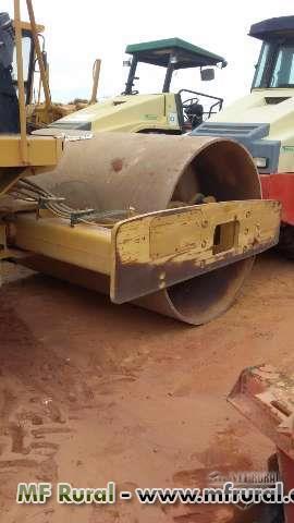 Rolo Compactador Caterpillar CS533-E