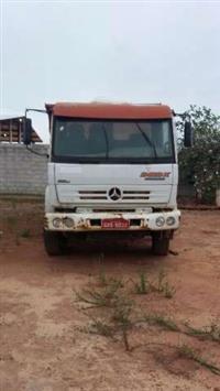 Caminhão Mercedes Benz (MB) 2423 ano 03