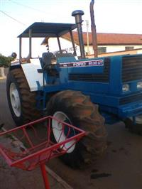 Trator Ford/New Holland 8630 DT 150 4x4 ano 98