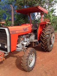 Trator Massey Ferguson 290 4x2 ano 81