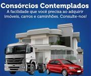 Linha de Crédito e Cartas contempladas para máquinas agrícolas, caminhão, imóvel e sitio