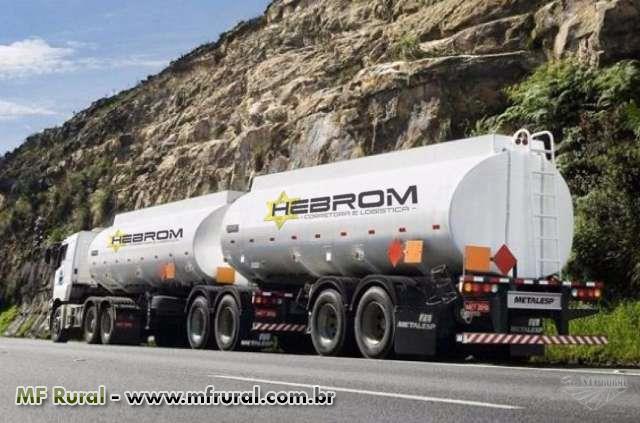 Transporte de oleo BPF , oleo lubrificantes , produtos para caminhões  tanque em geral