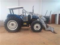 Trator Ford 7630 4x4 ano 03