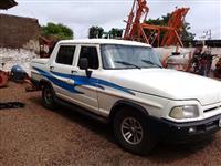 Camionete F-1000 dupla ano 91