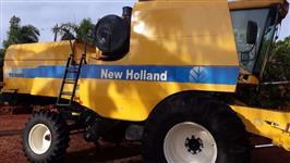Colheitadeira New Holland TC 5090 ano 2010