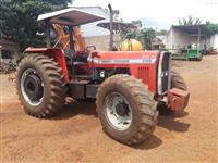 Trator Massey Ferguson 292 Turbo 4x4 ano 91