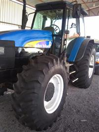 Trator New Holland TM 180 4x4 ano 05