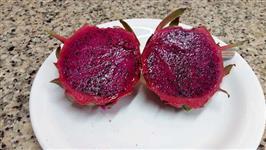 Pitaya de polpa vermelha