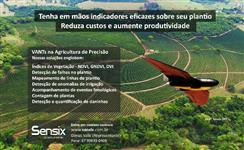 Drones e Vants para agricultura de precisao