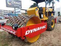 Rolo compactador dynapac c15