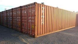 Container 20 pés e 40 pés - Promoção.