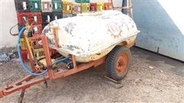 Tanque de pulverizacao 2.000 litros jacto