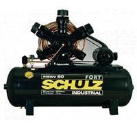 Compressor Shulz 60pés / 425 litros Trifasico