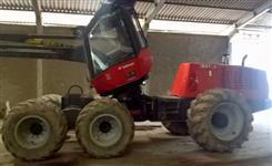 Harvester - Equipamento Florestal Valnet Komatsu - Modelo 911.3