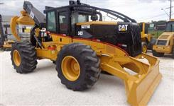 Skidder Arrastador Florestal Caterpillar 545 - 2006