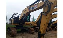 Escavadeira Caterpillar 324DFM ano 2011 Florestal