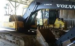 Escavadeira Volvo EC140BLC ano 2015