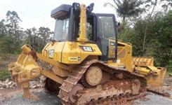 Trator de Esteira Caterpillar D6N XL ano 2014