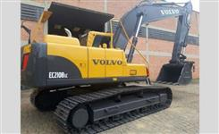Escavadeira Volvo EC210BLC