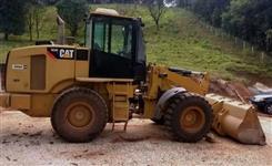 Pá Carregadeira Caterpillar 924H ano 2009