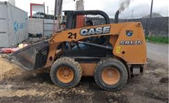 Mini Carregadeira Case SR175 ano 2014 LOADER