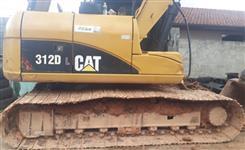 Escavadeira Caterpillar