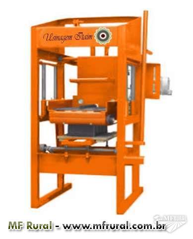 Máquina manual de Blocos e pavimentos