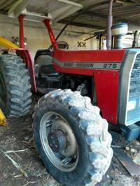 Trator Massey Ferguson 275 4x4 ano 84