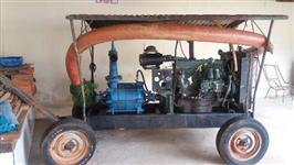 Conjunto de irrigação
