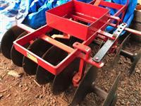 Grade Hidráulica 14 Discos para Agrale 4100