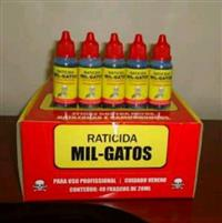 MIL-GATOS RATICIDA