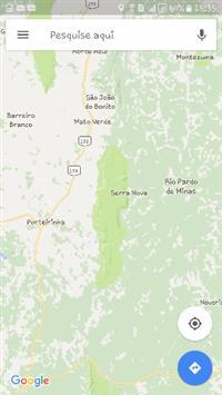 Área de reserva legal ambiental dentro do parque Serra Nova entre Porteirinha e Rio Pardo de minhas