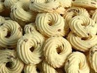 Biscoitos amanteigados de Minas Gerais