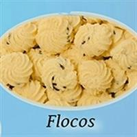 Biscoitos amanteigados de Minas