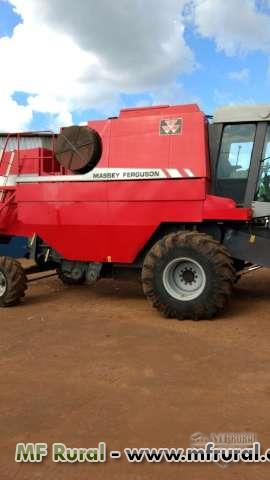 COLHEITADEIRA MASSEY FERGUSON 32 ADVANCED