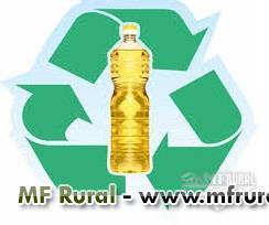 Vendo projeto de reciclagem de óleo em funcionamento