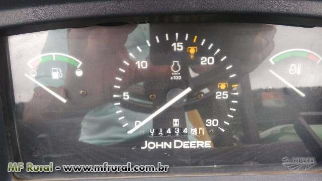 Trator  John Deere 5075E 4x4 14