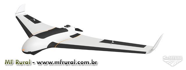 VANT/RPA Drone X8 Design Aerodinâmico Asa fixa (mapeamento, agricultura, mineração e construção civi