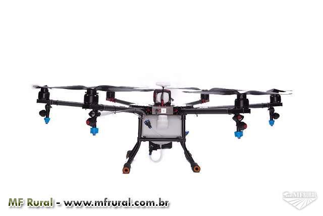RPA/VANT Drone JT Sprayer 15 Pulverizador até 15 litros (Agricultura) - Imagem 1  RPA/VANT Drone JT