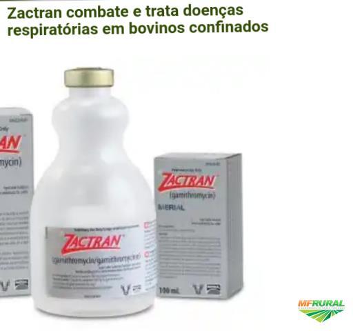 Zactran 100ml - Remédio