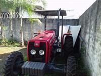 Trator Massey Ferguson 250 XE 4x4 ano 13