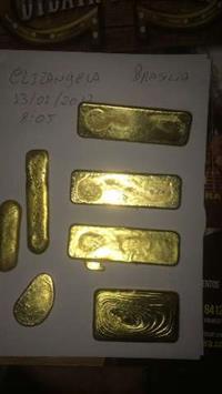 Compra Ouro Direto Minerador para Exportar