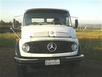 Caminhão  Mercedes Benz (MB) 1313 1981  ano 81