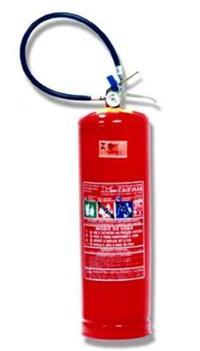 Extintor de Incêndio.