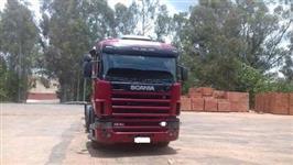 Caminhão Scania 124 420 ano 04