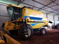 Colheitadeira NEW HOLLAND TC5090 ANO 2016
